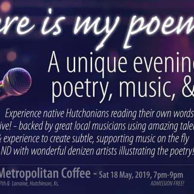 A Unique Poetry and Music and Art Event